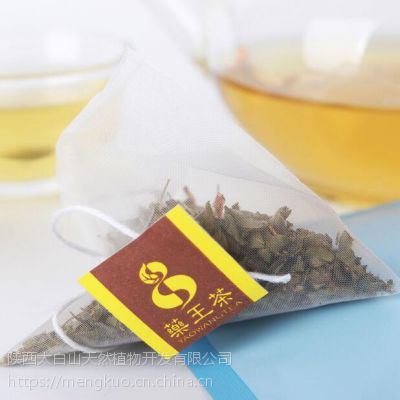 秦岭太白山野生药王茶、观音茶高海拔养生药王茶