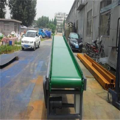 白色食品带输送机带防尘罩 大豆输送机
