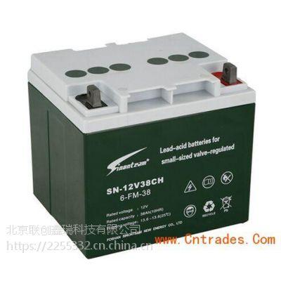 赛能蓄电池SN-12V12CH铅酸蓄电池12v12ah产品特点