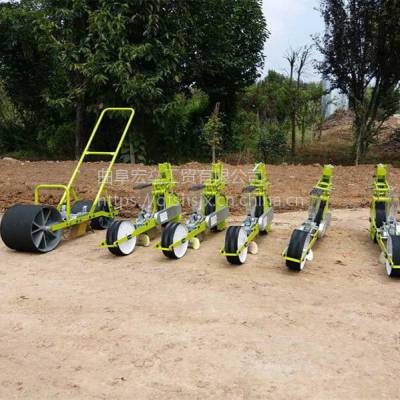 电动香菜精量播种机 拖拉机带蔬菜播种机