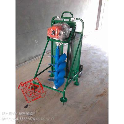 山地电线杆挖坑机yu-673