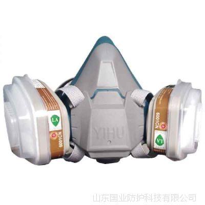 液体硅胶防尘防毒半面罩制造商