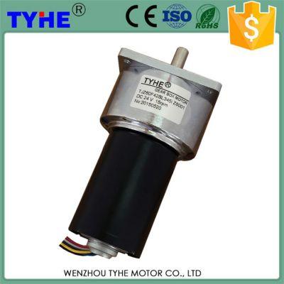 永磁TJZ60FBL4260直流减速电机大扭矩全钢齿可定制掌柜推荐