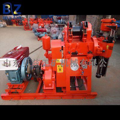 勘探取芯钻机 液压高低速岩心钻机 贝兹机械