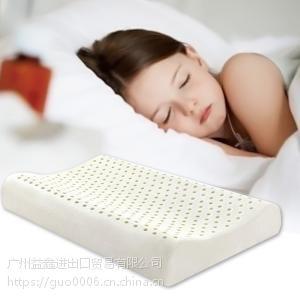 天津港乳胶枕头进口报关代理时间比较短