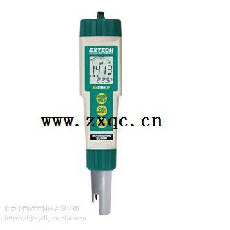 中西(LQS现货)便携式PH/电导率测试仪 型号:MC01 EC500库号:M334963