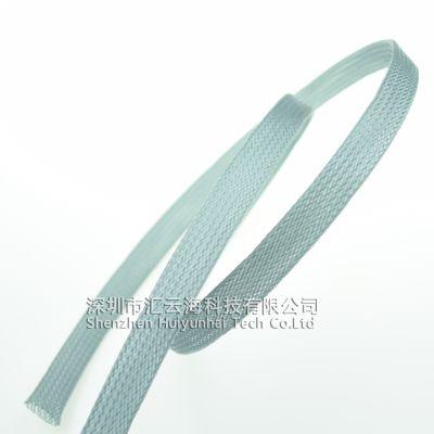 汇云海专业生产PET线束保护伸缩编织网管 UL认证