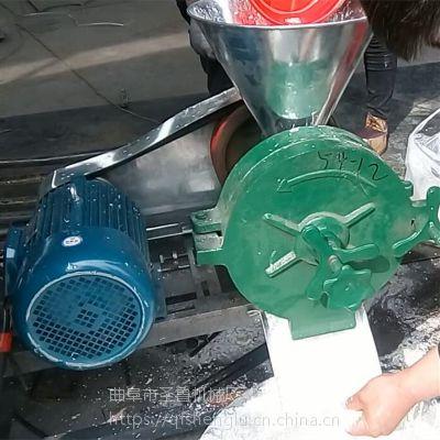 南方江米磨糊机 电动五谷杂粮磨糊机 圣鲁机械