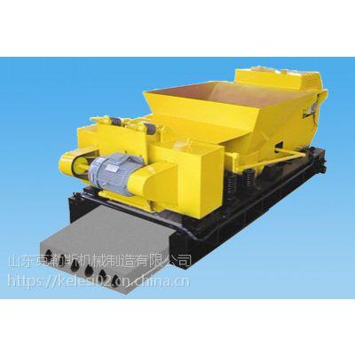 克勒斯空心墙板成型机 预制楼板机 混凝土空心板挤压机 制作速度快