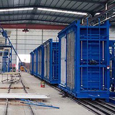 山东新型节能环保水泥复合墙板设备立模轻质隔墙板设备厂家直销