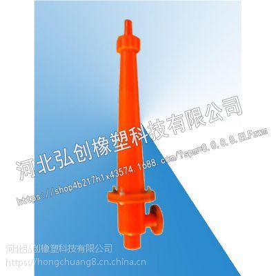 河北厂家直销聚氨酯旋流器材质 加工水力旋流器规格 高品质大椎角旋流器 耐用
