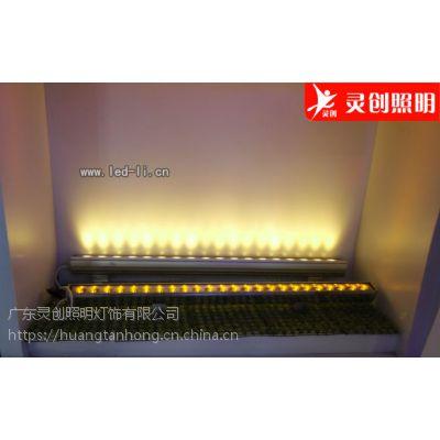 山东临沂DMX512 LED洗墙灯生产厂家 畅销产品 高品质可信赖的厂家---灵创照明