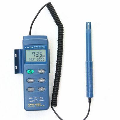群特 CENTER-310温度湿度仪 室内温湿度计