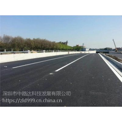 深圳市中路达交通道路标线丨车位划线 划线工程施工丨市政道路规划丨热熔标线