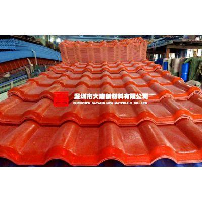 供应长春哈尔滨树脂瓦,南京杭州PVC树脂瓦,合肥福州FRP合成树脂瓦批发