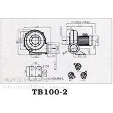 广东中压鼓风机 HTB100-102