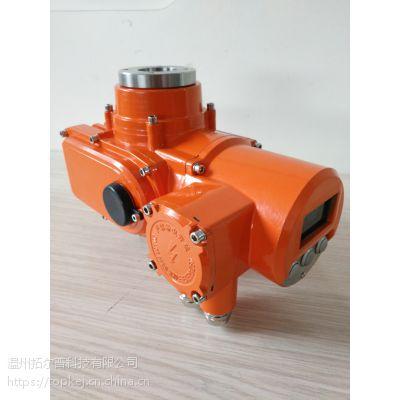 拓尔普 精小型电动执行器 阀门电动装置 智能调节型电动执行机构 防爆智能一体化