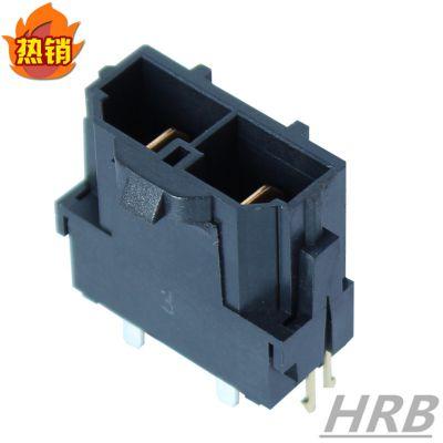 HRB 10.0MM 特殊高电流连接器_M990针座 wafer 180度