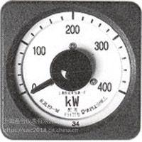 上海自一船用仪表厂63L10-W广角度功率表