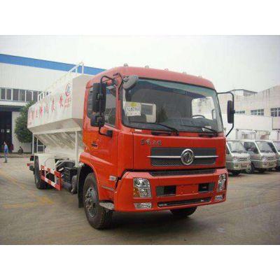 东风天龙20方CLW5311ZSLD5型散装饲料运输车