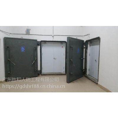 广东胜和人防工程通常由人员生活设施和防护设施两部分组成
