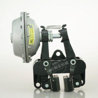 HD韩东卧式安装气动制动器DBH-105/205/385