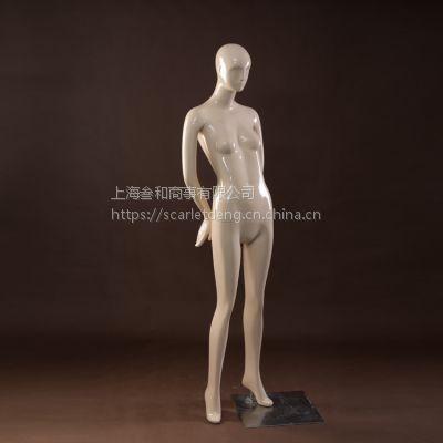上海叁和品牌 供应2018年热销成人女全身人体陈列模特道具