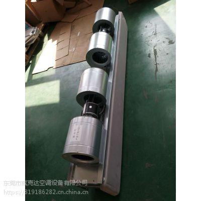 深圳暗装风机盘管 亲水铝箔纯铜风管机 4匹走水中央空调