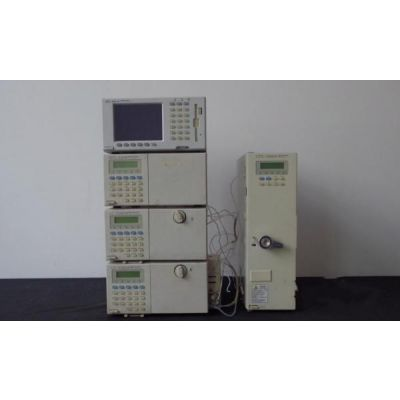 二手岛津LC-10ATVP 液相色谱输液泵
