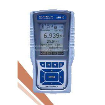 (WLY)中西便携式多参数水质测定仪(pH /氧化还原电位(ORP)/温度)库号:M355969