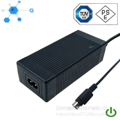 XinsuGlobal 14.6V5A铅酸电池充电器 UL PSE KC认证12V铅酸电池充电器