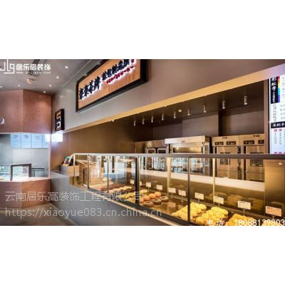 网红奶茶店,装修得如此有情调,生意想不好都不行,昆明居乐高五华区餐饮店装修效果图!