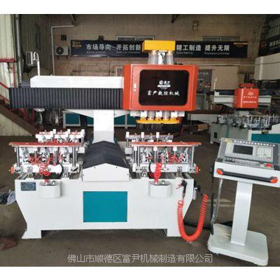MSK1600-3A×2数控双排钻榫槽机 富尹机械