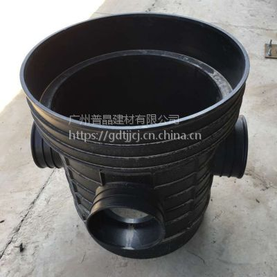 直销海南琼海市塑料检查井450*200A 污水检查井 雨污分流井