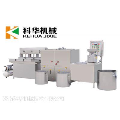 大型全自动压豆腐的设备 小型气压豆腐成型机 加工豆腐的设备 老嫩豆腐生产线