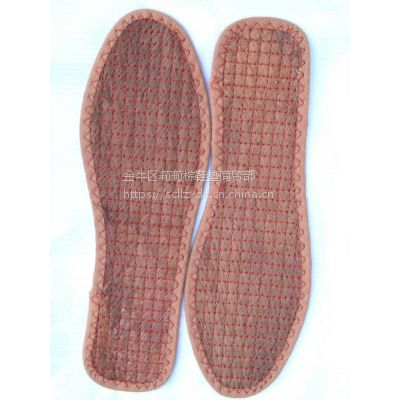 供应低价格棕鞋垫批发除臭山棕鞋垫跑江湖地摊人字边棕丝鞋垫