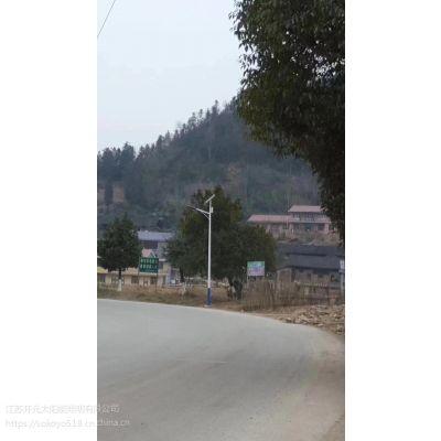 供应湖南省长沙市整套太阳能路灯多少钱