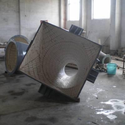 双金属耐磨弯头硬度高耐高压