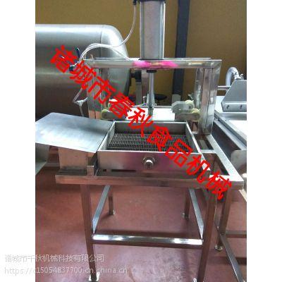 千叶豆腐生产设备-全自动切块机-气动稳定型15054837700