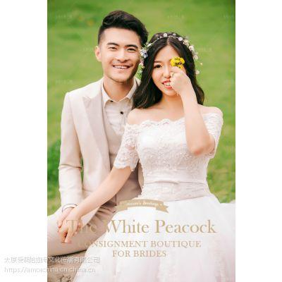 太原韩式婚纱摄影尽显新娘柔美气质