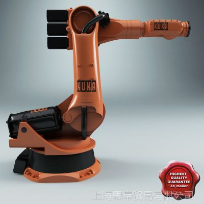 原装 KUKA 带液压数字控制器 HNC 工业机械手 KR 6机器人 KR 30-3