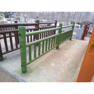 北京水泥围栏 仿木树桩 桥梁护栏栏杆优惠促销