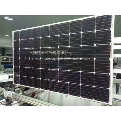 朝河12000W 织构 高泽太阳能发电板厂家,单晶硅330瓦比多晶硅发电多多少