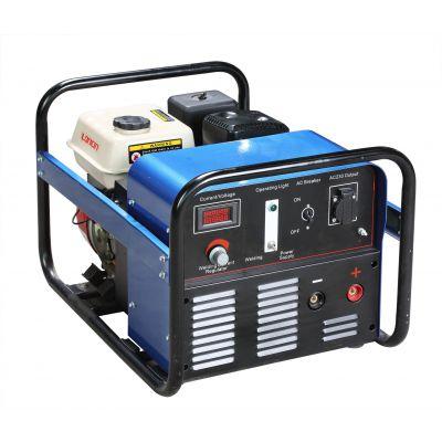 德力品牌WG系列汽油发电电焊两用机