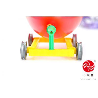 幼教玩具-反冲小车