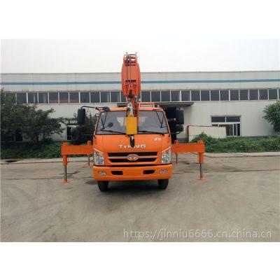 国五唐骏10吨吊车 新款唐骏688汽车吊 10吨吊车起重机 可分期低首付