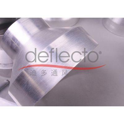 全国供应铝合金变径快接头 风管直通接头 铝合金压铸件 厂家供应