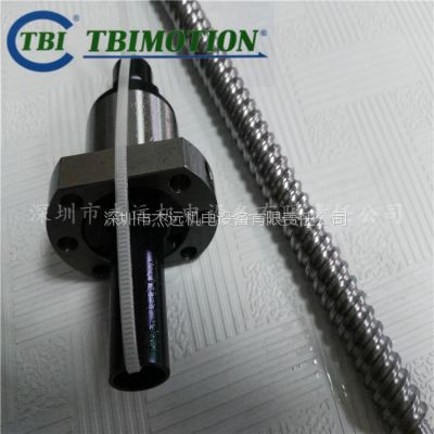 福州TBI滚珠丝杆 高速静音SFSR2010/SFS1620机床丝杆加工