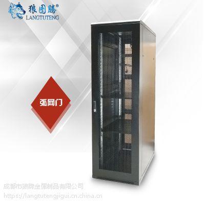 服务器机柜H型 37U 600*1000 1.8米 网络机柜 玻璃门