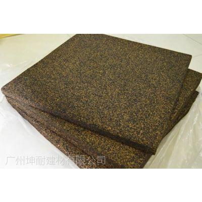 广州隔音减震砖坤耐建材